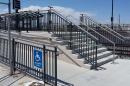Accessible Commuter Rail Platform