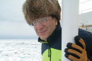 Larry Mayer, director of the Center for Coastal & Ocean Mapping at UNH