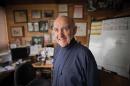 UNH alumnus Lee Grodzins '46