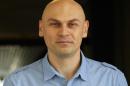 Headshot of mechanical engineering professor Marko Knezevic