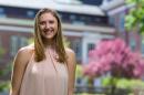 Meg Hauschildt, UNH graduate