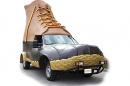 L. L. Bean bootmobile