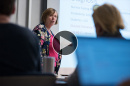 UNH emeritus professor of nutrition Colette Janson-Sand