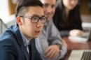 Student in UNH Paul College part-time MBA program