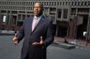 Boston city councilor and UNH alumnus Tito Jackson '99