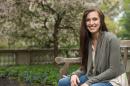 UNH graduate Anna Gruen