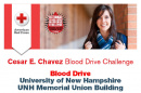 Red Cross Blood Drive at UNH