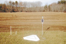 A SnowScale is installed at the Kingman Research Farm in Madbury.