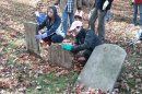 students at graves