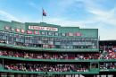 Fenway Park in Boston, Massachsetts