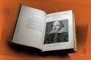 """UNH and Currier Museum of Art Celebrate 400 Years of Shakespeare, Featuring Exhibition of 1623 """"First Folio"""""""