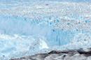 Giant glacier