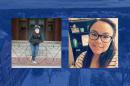 UNH Health & Wellness interns Eliza Chekas and Mackenzie Wirtz