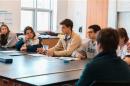 Image of students at St. Pauls School
