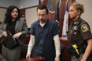 Larry Nassar appears in court to listen to victim impact statements prior to being sentenced