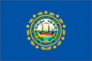 Image of the NH State Flag