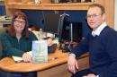 UNH's Karen Van Gundy and Michael Staunton