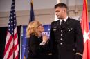 UNH ROTC graduate