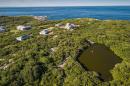 aerial view of Shoals Marine Laboratory