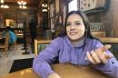 UNH Connect STEM participant Isabella Solari