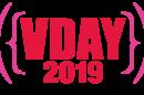 The VDAY 2019 logo