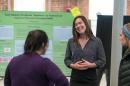 Abigail Goen presenting