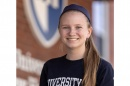 Melissa Mullen '21, analytics and data science major at UNH Manchester