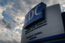 Image of the CDC Campus sign