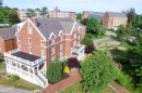Aerial view of Smith Hall