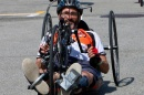 Todd Balf on Handcycle