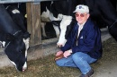 Long-Time UNH Dairy Researcher Recognized by American Dairy Science Association