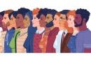 Image representing diverse population