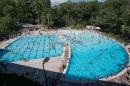 UNH outdoor pool
