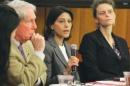 Melinda Negrón-Gonzales at Robbins Memorial Symposium