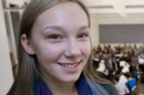 New Hampshire high-school student
