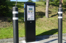 pay and display parking meter