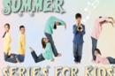 children's music series poster
