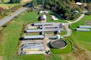 Fairchild Dairy aerial phto