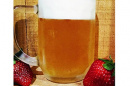 Pitcher of Strawberry Milkman beer