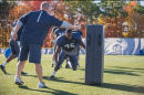 UNH Research: Helmetless-Tackling Drills Significantly Reduce Head Impact