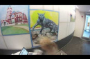 UNH Mural Time Lapse