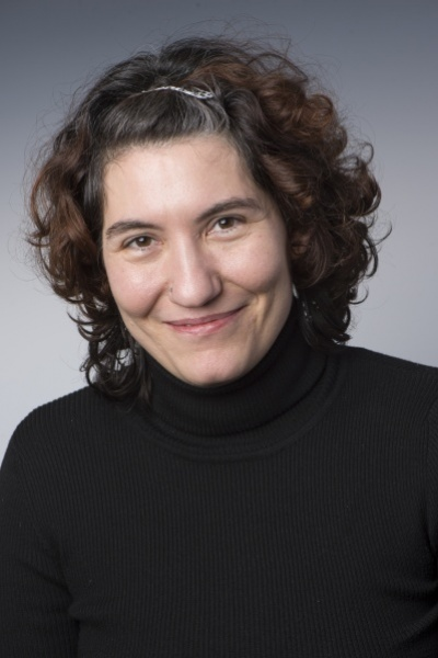 Laura Dietz, assistant professor of computer science at UNH