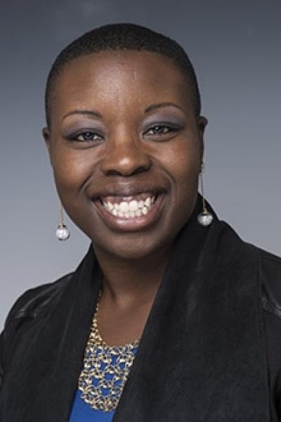 UNH Assistant Professor Aria Halliday