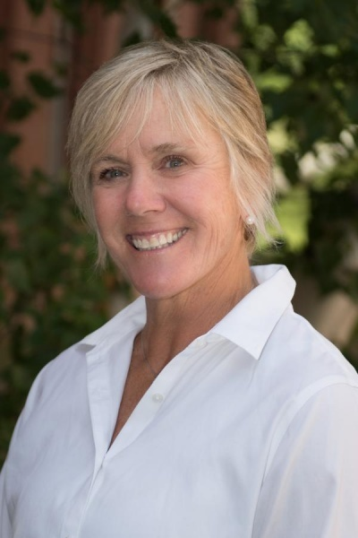 Michelle Grenier, UNH associate professor of kinesiology