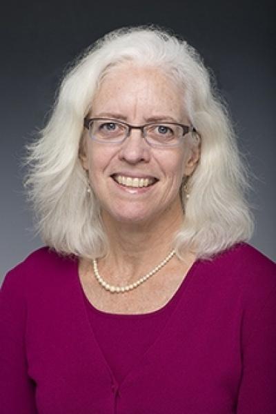Lucy Salyer, associate professor