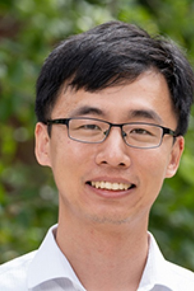 Dongpeng Xu, Assistant Professor of Computer Science at UNH
