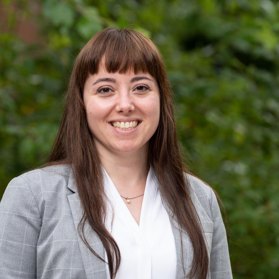 UNH professor Marta R. M. Lima