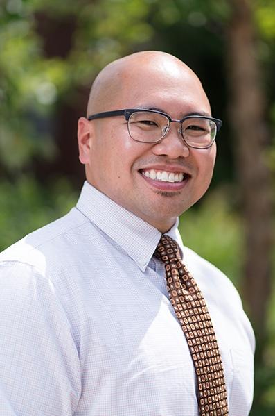 Sherman Bigornia, Assistant Professor of Nutrition at UNH