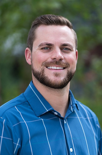 Michael Ferguson, Assistant Professor of Recreation Management and Policy at UNH