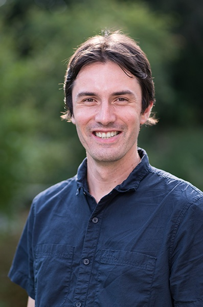 Francois Foucart, Assistant Professor of Physics at UNH